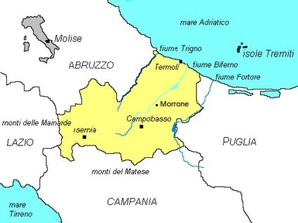 Molise Can Be Reached By Car A  Motorway Pescara Bari A  Rome Naples And A  Naples Bari Or Train Rome Naples Foggia Line
